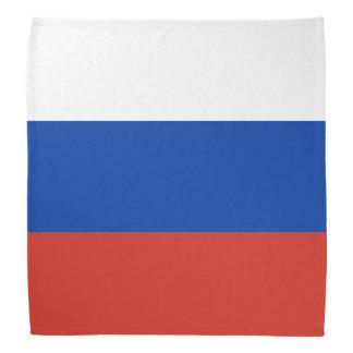 Russian flag bandanas