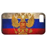 Russian Flag Funda Para iPhone SE/5/5s