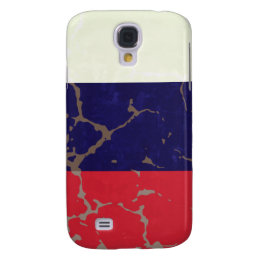 Russian Flag Galaxy S4 Case