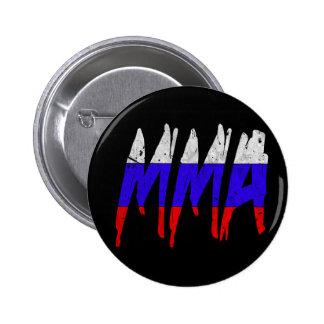 Russian Flag MMA Button