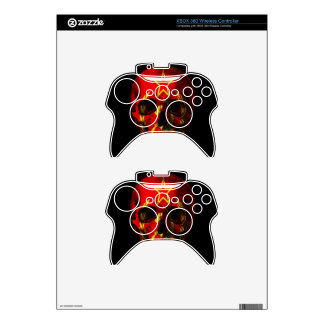 Russian flag skull xbox 360 controller skins