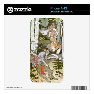 Russian Folklore iPhone Skin