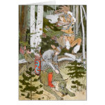 Russian Folklore Notecard Cards