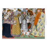 Russian Folklore Notecard Greeting Cards