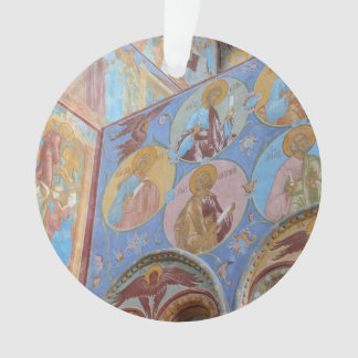 Russian frescoes