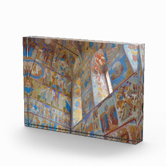Russian frescoes award