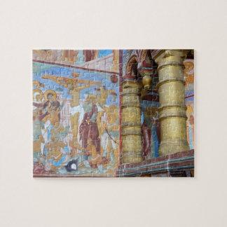 Russian frescoes jigsaw puzzle