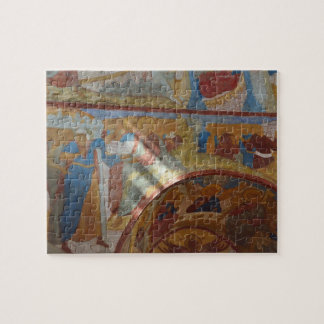 Russian frescoes puzzle