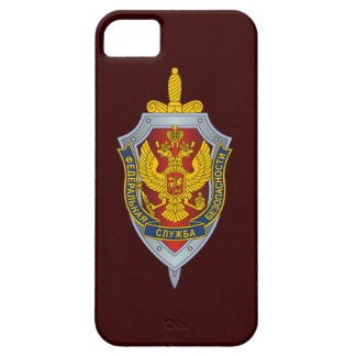 Russian FSB iPhone 5 Cases