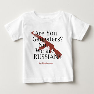 Russian Gangsters Брат 2 Baby T-Shirt