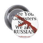 Russian Gangsters Брат 2 Pinback Buttons