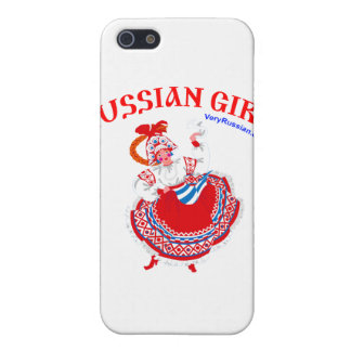 Russian Girl! Cover For iPhone SE/5/5s