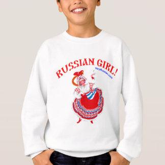 Russian Girl! Sweatshirt