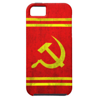 Russian Hammer and Sickle iPhone SE/5/5s Case