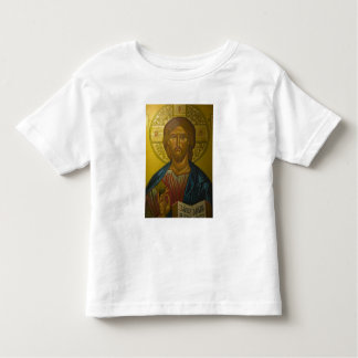 Russian Icon inside Church of St. Sophia / T Shirt