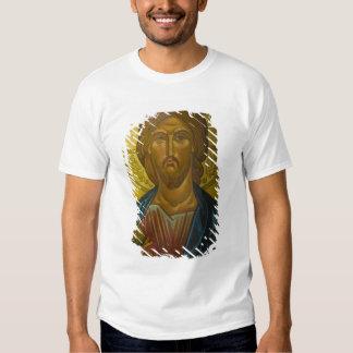 Russian Icon inside Church of St. Sophia / T Shirts