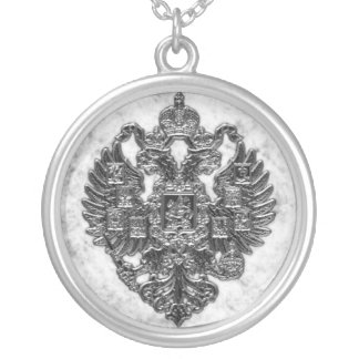 Russian Imperial Coat of Arms Custom Jewelry
