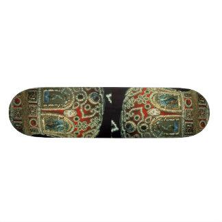 Russian Imperial Crown Skateboard Deck