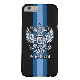 Russian Imperial Two Headed Eagle Emblem Barely There iPhone 6 Case