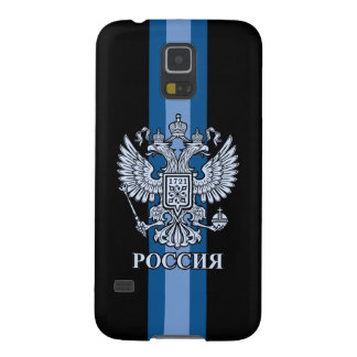 Russian Imperial Two Headed Eagle Emblem Galaxy S5 Cover