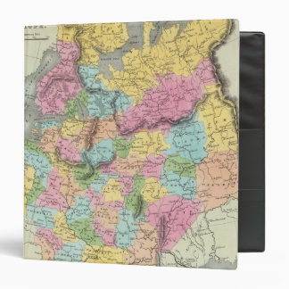 Russian In Europe 3 Ring Binder