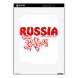 Russian iPad 2 Skin