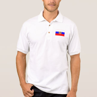 Russian Jewish Polo Shirt