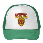 Russian KGB Badge Soviet Era Trucker Hat