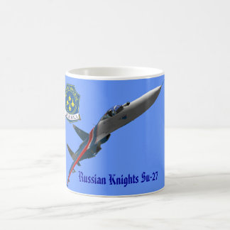 Russian Knights Mug
