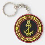 Russian Marines Keychain