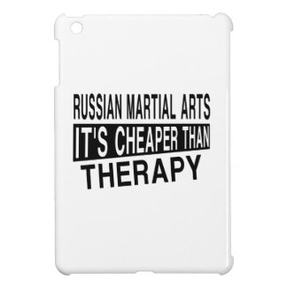 RUSSIAN MARTIAL ARTS IT IS CHEAPER THAN THERAPY COVER FOR THE iPad MINI