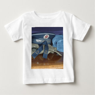 Russian Military Hats Baby T-Shirt