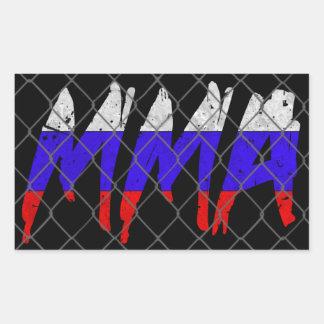 Russian MMA Sticker