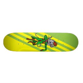 Russian Mouse Mice Skateboard Deck