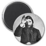 Russian Mystic Grigori Yefimovich Rasputin 2 Inch Round Magnet
