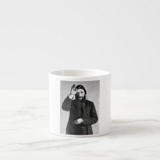 Russian Mystic Grigori Yefimovich Rasputin Espresso Cup