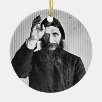 Russian Mystic Grigori Yefimovich Rasputin Ornament