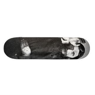 Russian Mystic Grigori Yefimovich Rasputin Skateboard Deck
