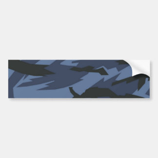 Russian Naval Camo Sticker Car Bumper Sticker