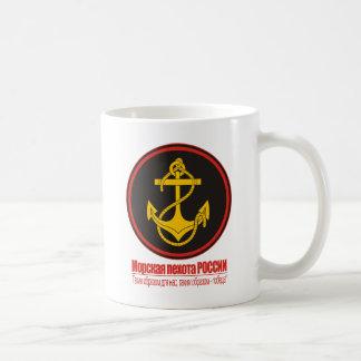 Russian Naval Infantry (Marines) Coffee Mugs