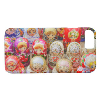 Russian Nested Dolls iPhone 8/7 Case