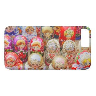 Russian Nested Dolls iPhone 8 Plus/7 Plus Case