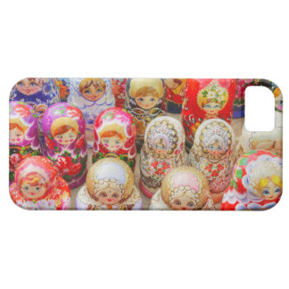 Russian Nested Dolls iPhone SE/5/5s Case