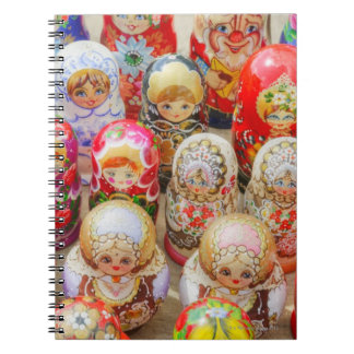 Russian Nested Dolls Notebook