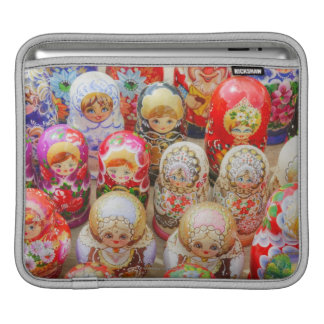 Russian Nested Dolls Sleeves For iPads