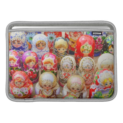 Russian Nested Dolls Sleeves For MacBook Air