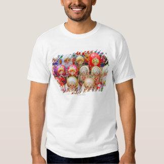 Russian Nested Dolls T-Shirt