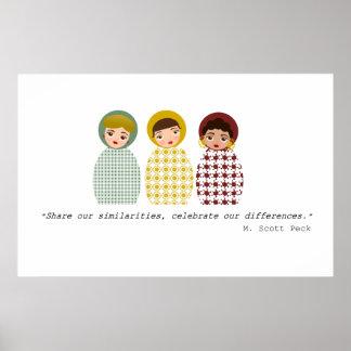 Russian Nesting Doll Motivational Poster