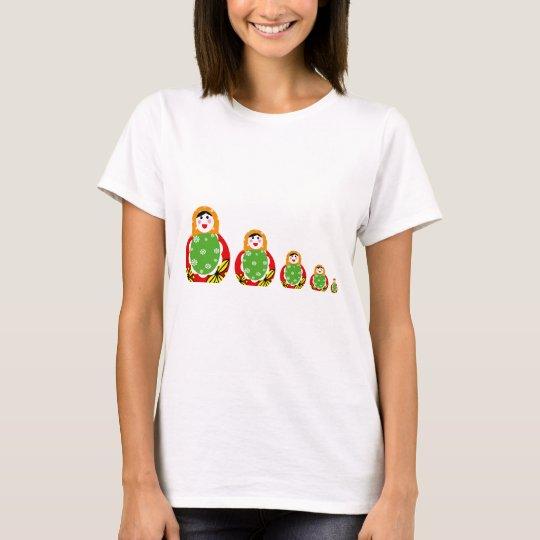 Russian nesting doll T-Shirt