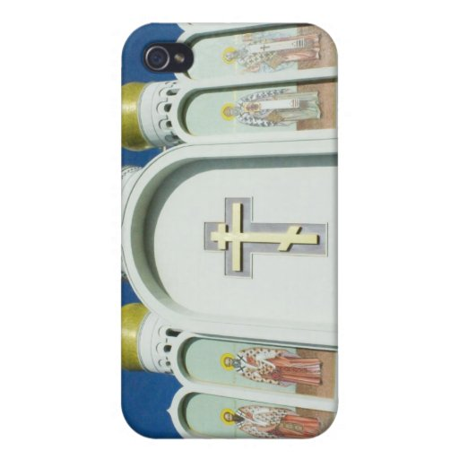 Russian Orthodox Church iPhone 4/4S Cases